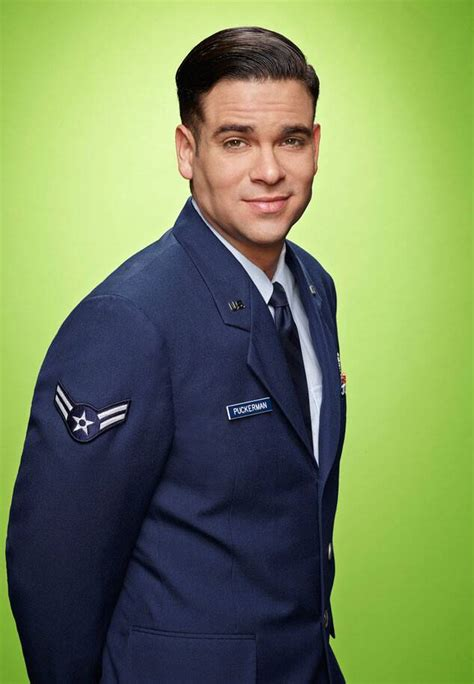Puck (Mark Salling) from Everything You Need to Know About