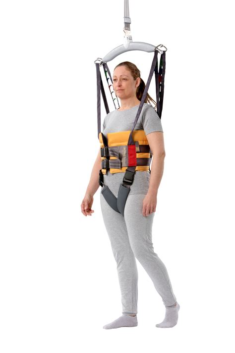 Walking sling for gait training, activation and early