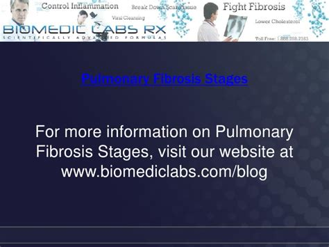 Stages of Pulmonary Fibrosis