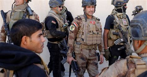 SAS troops join Battle for Mosul in bid to liberate city