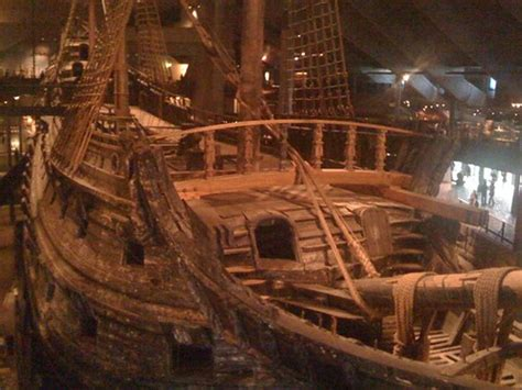 The Vasa shipwreck | The largest Swedish Warship of it's