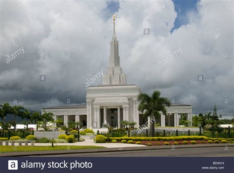 Mormon Temple, Church of Jesus Christ and Latter Day