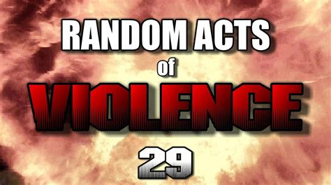 World of Tanks - Random Acts of Violence 29 - YouTube