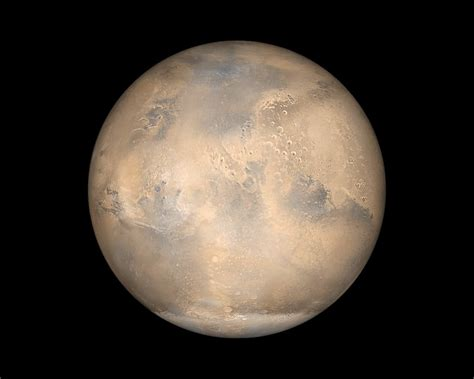Mars Opposition and Equinox   Description: Prior to the
