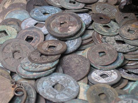 Ancient Chinese coinage - Wikipedia