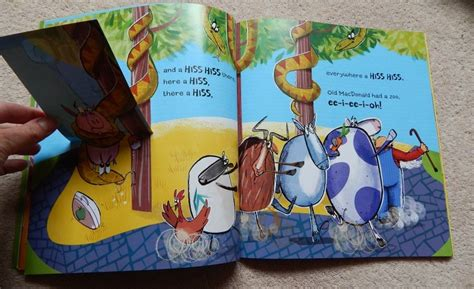 Old MacDonald had a Zoo - a book review - Over 40 and a