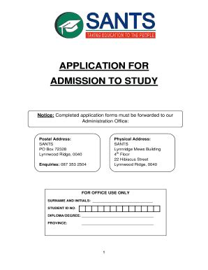 Application Form Templates - Fillable & Printable Samples