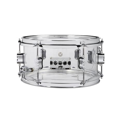 """PDP Chad Smith Signature Snare 12""""x6"""" Acryl 