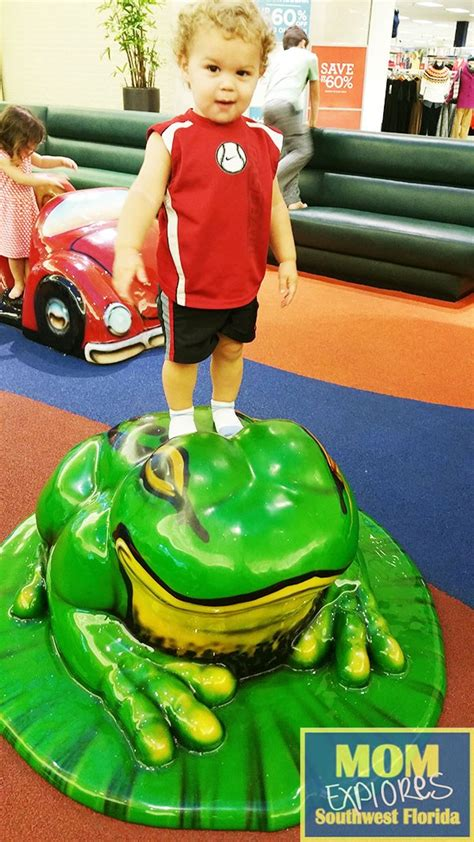 Westfield Sarasota Square Mall Playtown - Mom Explores
