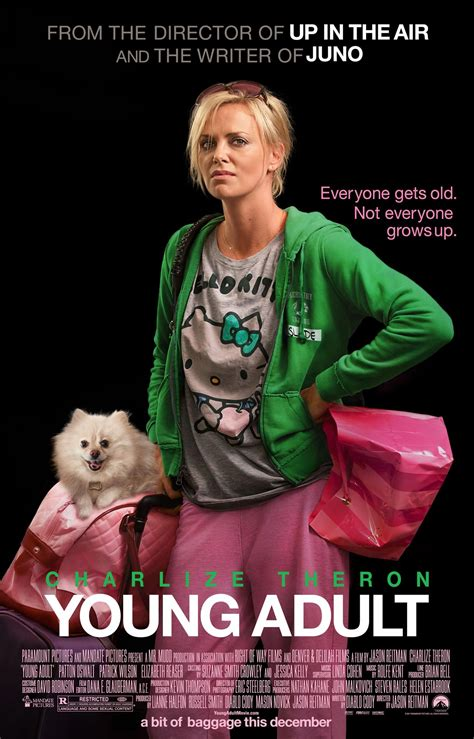 YOUNG ADULT Red Band TV Spot - FilmoFilia