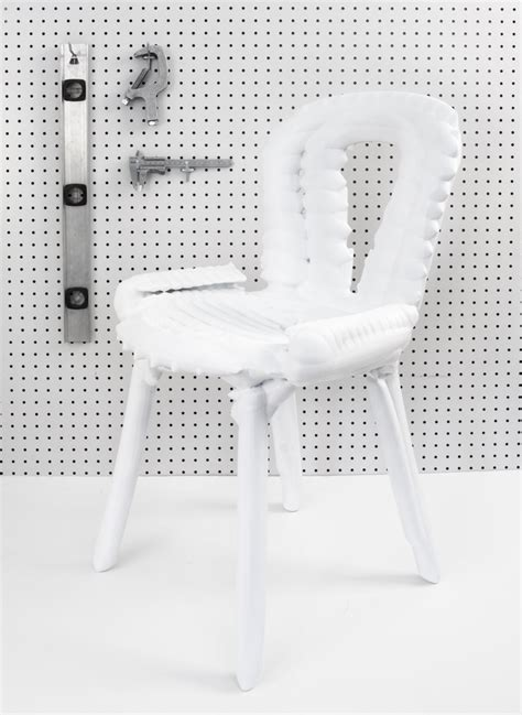 the future of furniture: 3D printing the perfect chair