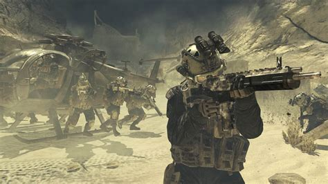 Rumour: Call of Duty: Modern Warfare 2 Remastered Spotted