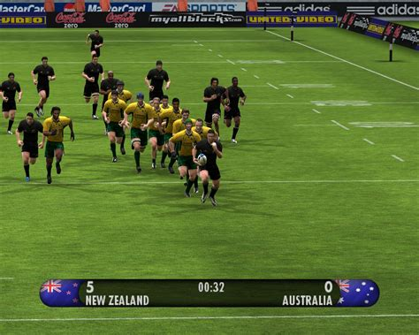 Rugby 08 (Game) - Giant Bomb