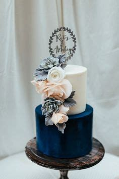 Navy Blue Is The Wedding Color Scheme You'll Never Regret