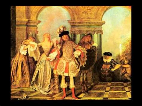 Lully - courante - YouTube
