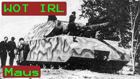 World of Tanks In Real Life (IRL) 6: Panzer VIII Maus