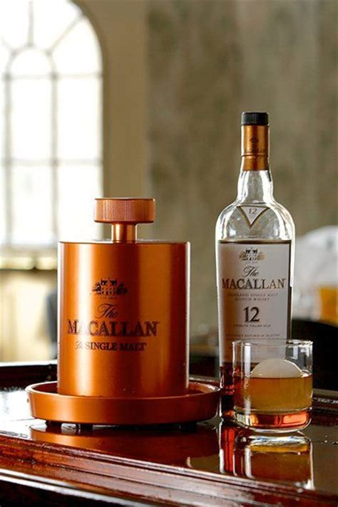 Whiskey Ice Makers : Macallan Ice Ball Maker