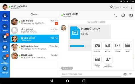 Cisco Jabber – Android-Apps auf Google Play