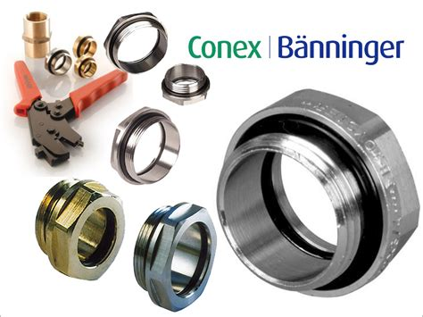 CONEX OYSTER-Fittings by Polysan | innovative Oyster