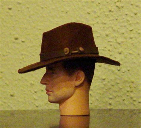 Old Days of Yore 1/6 scale Cowboy Hats