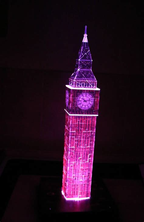 Ravensburger Big Ben at Night - Over 40 and a Mum to One