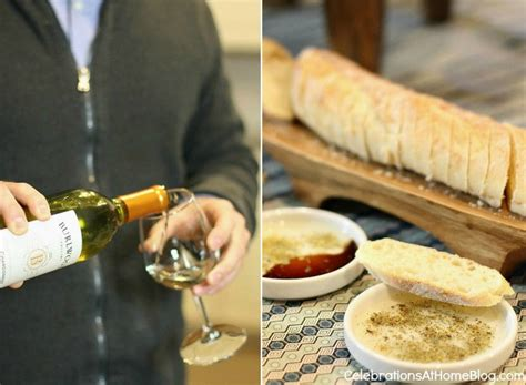 Food & Wine Tasting Happy Hour - Celebrations at Home