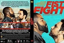 Custom DVD Covers - Fist Fight (2017) - EFX Coverart Gallery