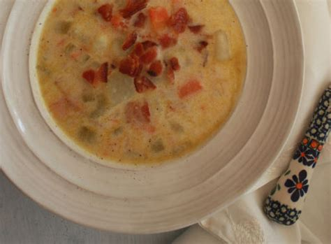 Try this authentic, hearty Polish Potato Soup