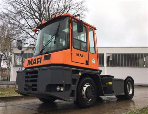 Used Mafi MT32R terminal tractors Year: 2012 for sale