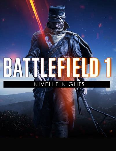 Battlefield 1 Nivelle Nights Map Takes Players to