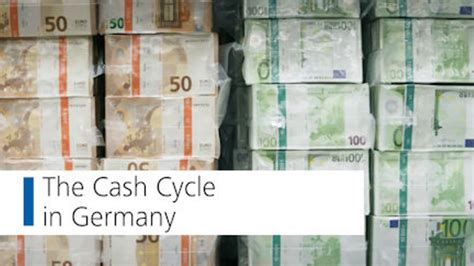 The Cash Cycle in Germany: How Does Cash Come into