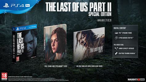 The Last of Us Part II Releases On February 21st, 2020