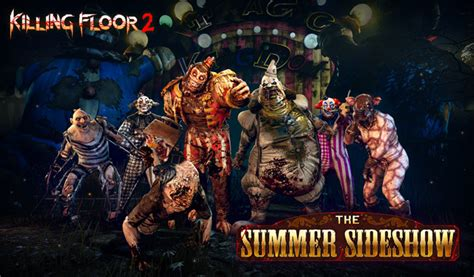 Explore The Wild and Wacky New Game Modes in Killing Floor