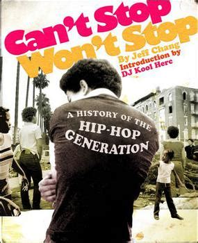Can't Stop Won't Stop (book) - Wikipedia