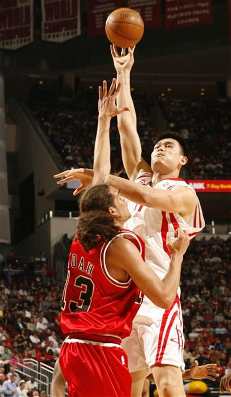 Luis Landry to the rescue! Oh, and Yao, too