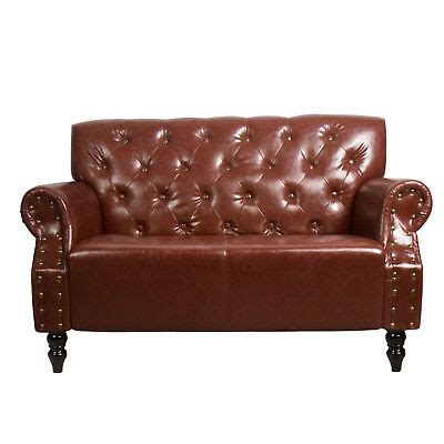 Lounge Sessel Chesterfield Couch Sofa Vintage Retro