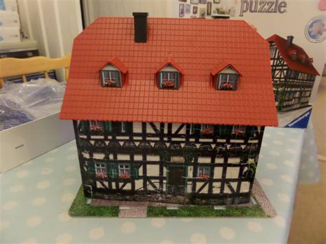 Madhouse Family Reviews: Ravensburger 3d puzzle review