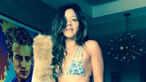 Gina Rodriguez Shows Off Fit Figure in Tiny Bikini-- See