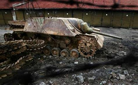 About the tanks recovered in Bulgaria - Page 2