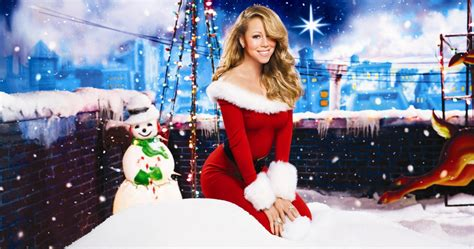 Mariah Carey's got a new Christmas single arriving this year