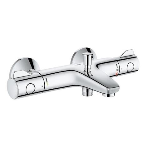 Grohtherm 800 Thermostat-Brausebatterie, DN 15 | GROHE