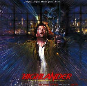 Michael Kamen With Songs By Queen - Highlander (Complete