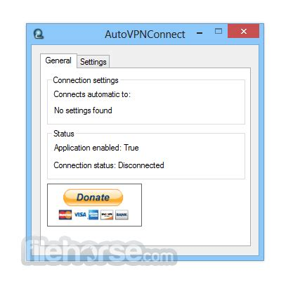 Download AutoVPNConnect for Windows 10 PC Free Filehippo
