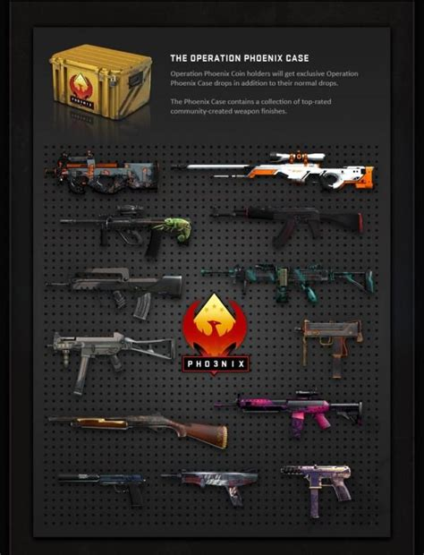 Counter-Strike: Operation Phoenix adds 8 new maps, weapon