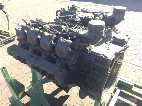 Used Mercedes-Benz OM422 / OM 422 engines Year: 2005 for