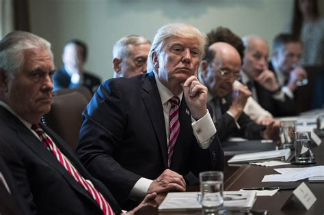 Fact check: The record behind Trump's Cabinet meeting