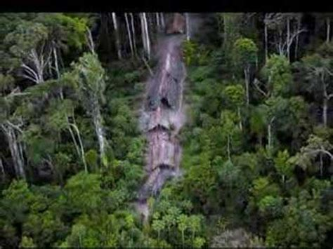 First ever pictures of uncontacted Amazon tribe - YouTube