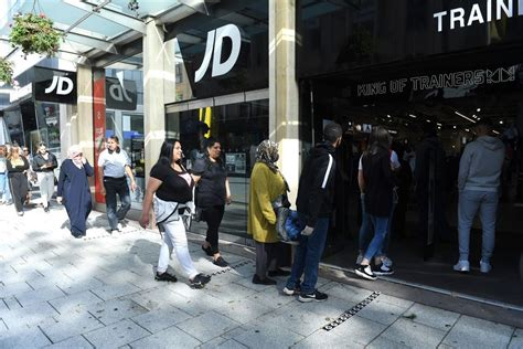 UK Bankruptcies Continue: JD Sports' Go Outdoors Enters