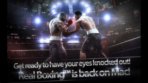 Real Boxing for Mac - Free Download Version 1