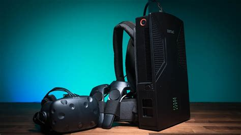 Review: ZOTAC VR GO Backpack PC   GameCrate